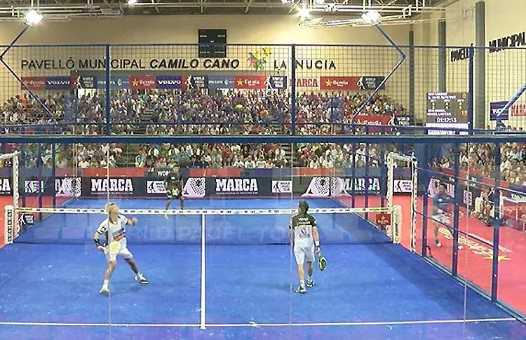 Lamperti-Grabiel vs Sanyo-Maxi en La Nucía