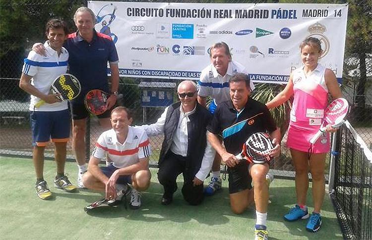 Presentación Circuito Fundación Real Madrid
