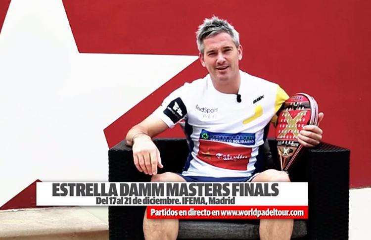Miguel Lamperti te anima a ir al Másters Finals