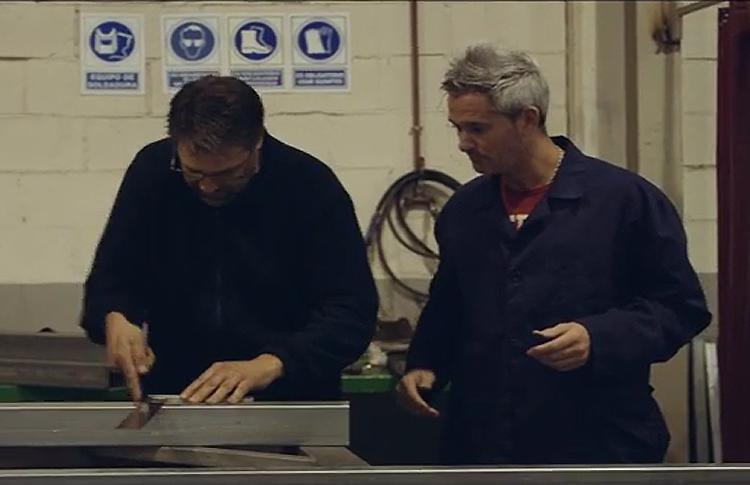 Miguel Lamperti y su vídeo con RedSport Pádel
