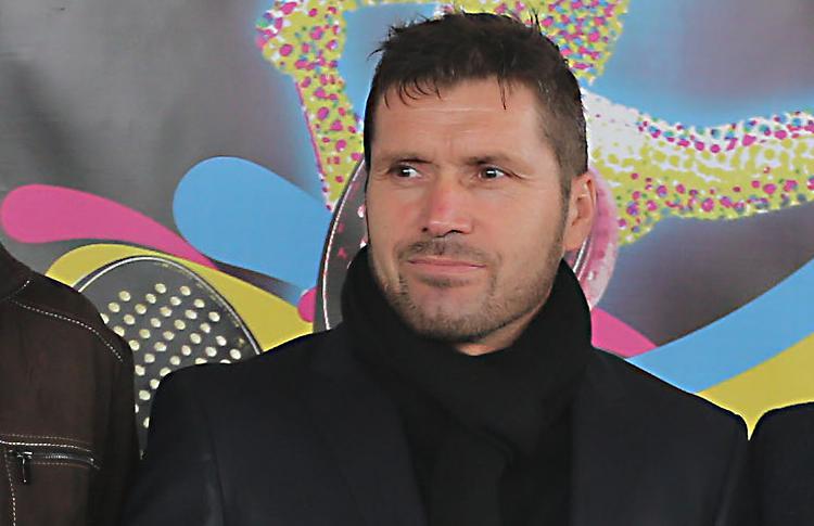 José Catón, al frente del Club Padeld10z