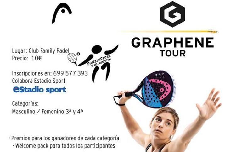 Nueva parada del HEAD Graphene Tour
