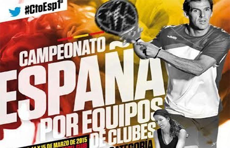 Se acerca el Cpto de España por Equipos de 1ª Categoría
