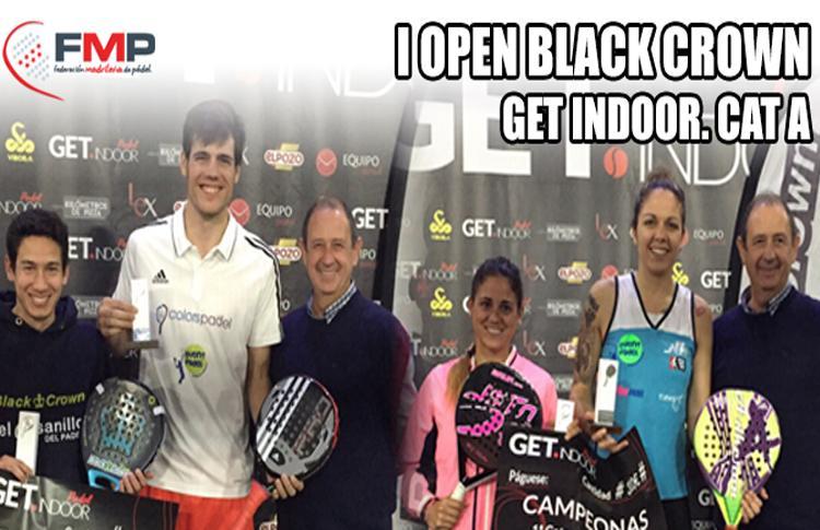 Vencedores del I Open Black Crown