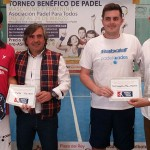 Ganadoras del Torneo Benéfico organizado por ASPADO en San Fernando