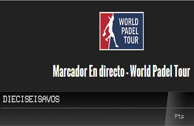 Quadro di valutazione, LIVE, da Estrella Damm San Fernando Open