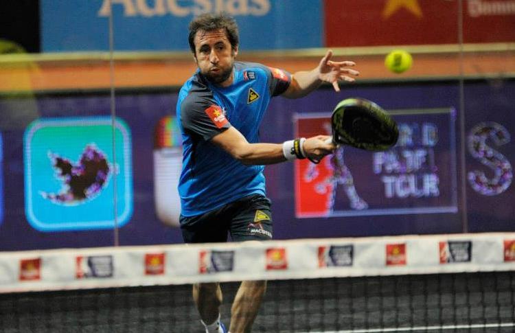 Maxi Grabiel, all'Estrella Damm San Fernando Open