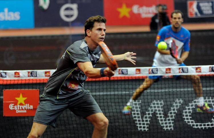 Paquito Navarro, en el Estrella Damm San Fernando Open