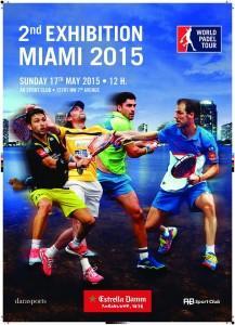 Nueva exhibición de World Pádel Tour en Miami