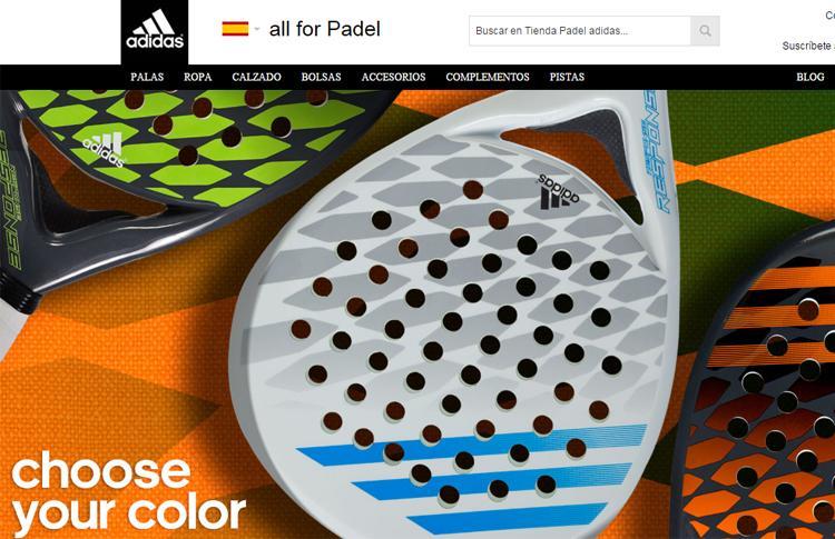 Adidas avisa contra la venta de sus productos por canales no autorizados