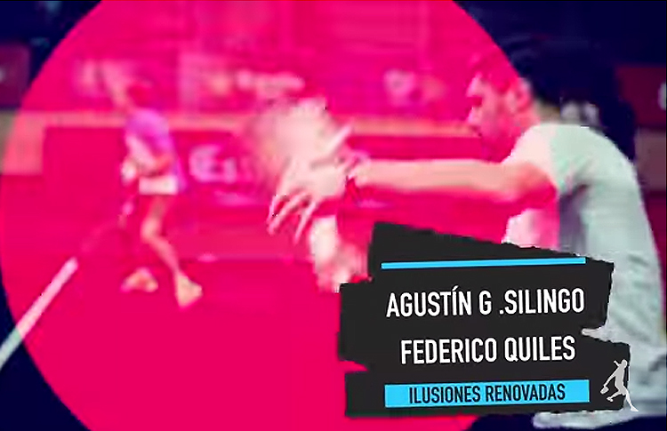 Agustín Gómez Silingo y Fede Quiles, una pareja que quiere ir a más
