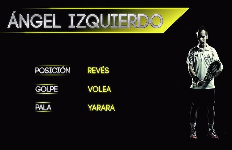 Team Vibor-A Select Player: Ángel Izquierdo
