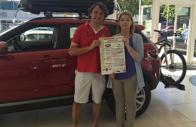 Land Rover Quiauto 4x4, patrocinador principal del I Torneo por Equipos de Guadalajara