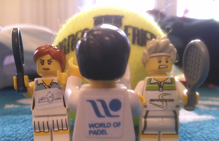 La Lego Película del WPFriends III - World of Padel