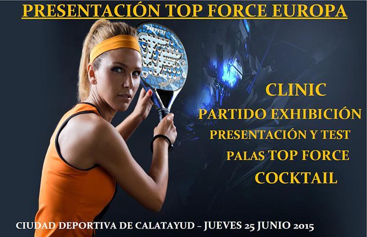 Presentación Oficial de Top Force Europe