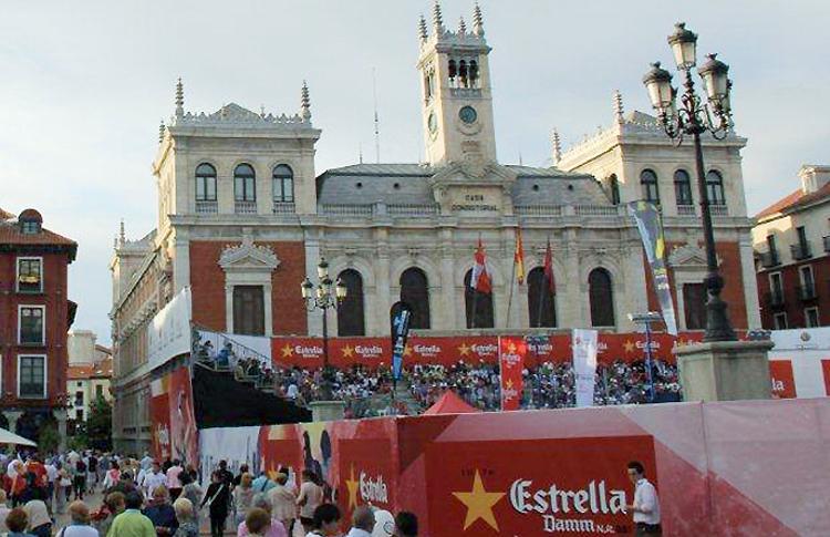 Se acerca el inicio del Estrella Damm Valladolid Open