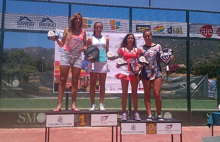 Marta Ortega y Alba Galán, a por su tercer título consecutivo en el Campeonato de España Sub'23
