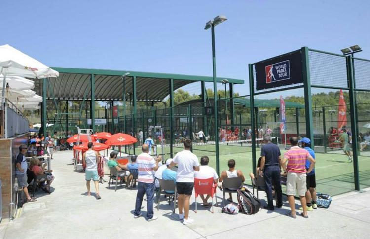 Imagen de la Pre-Previa del Estrella Damm Mallorca Open