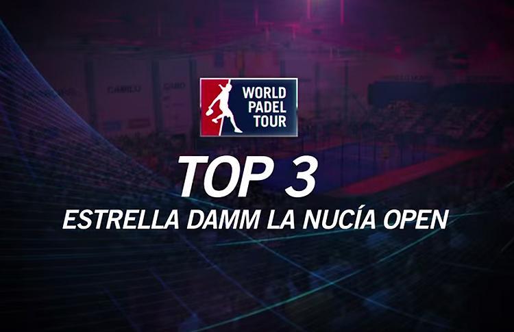 Resumen de los mejores puntos del Estrella Damm La Nucía Open