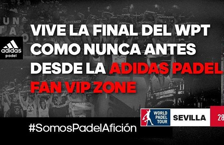 Adidas te invita a ser un VIP en el Estrella Damm Sevilla Open