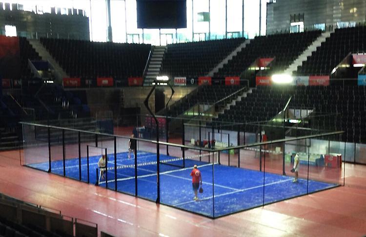Comienzan las Pre-Previas del Estrella Damm Madrid Open