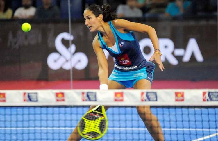 Mapi y Majo Sánchez Alayeto, en el Estrella Damm Madrid Open
