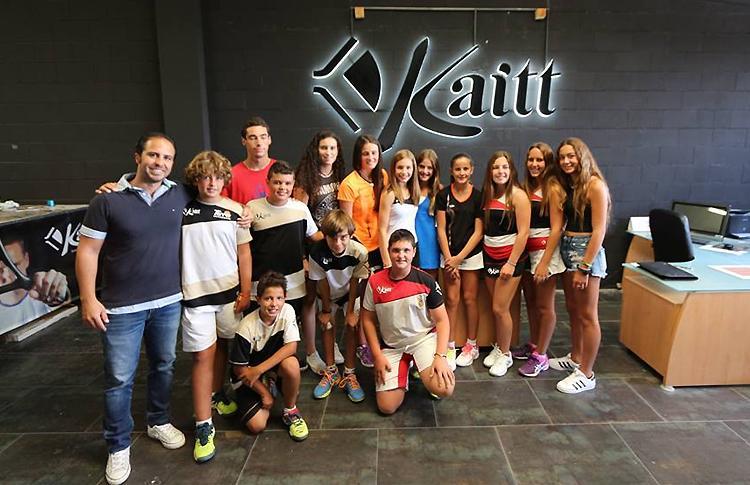 Kaitt Labs abre las puertas a su equipo de Menores