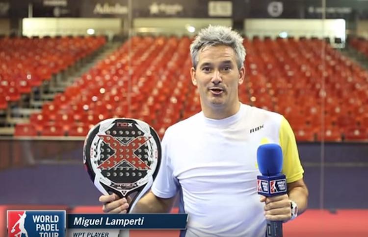 Miguel Lamperti te invita al Monte-Carlo Padel Master