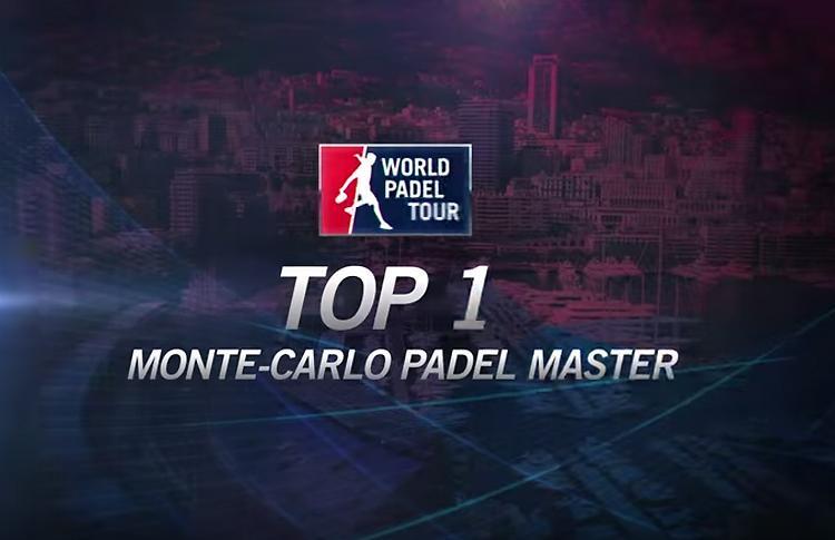 Los mejores puntos del Monte-Carlo Padel Master