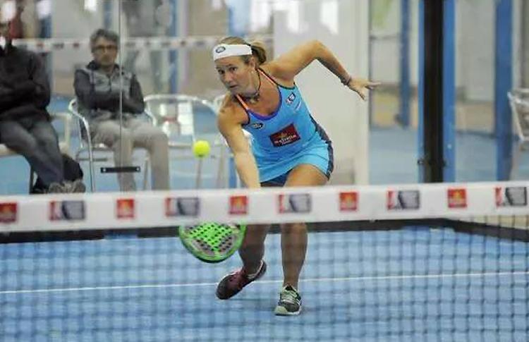Carolina Navarro espera con ganas la llegada del Mundial de Málaga