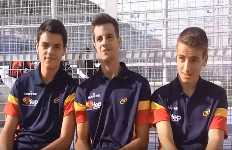 La Selección Española de Menores irá a por todas en el Mundial de México
