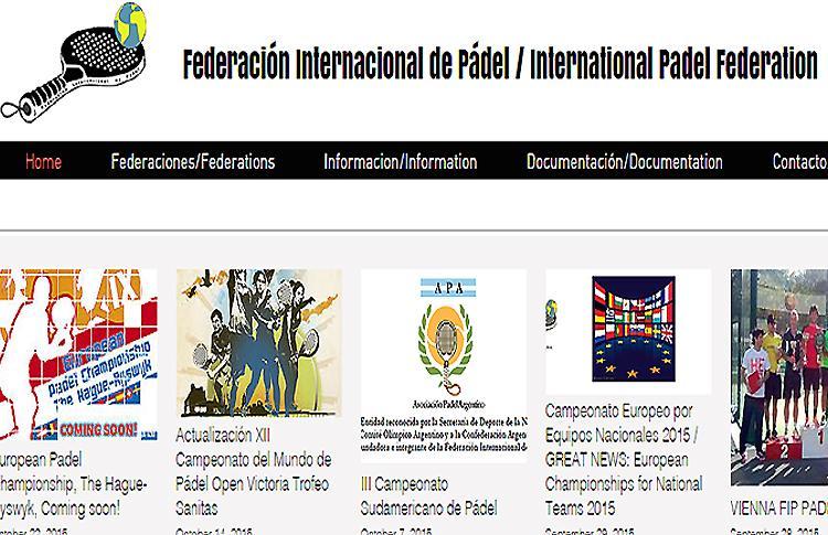 La Federación Internacional (FIP) habla sobre la suspensión del Mundial Open 2015