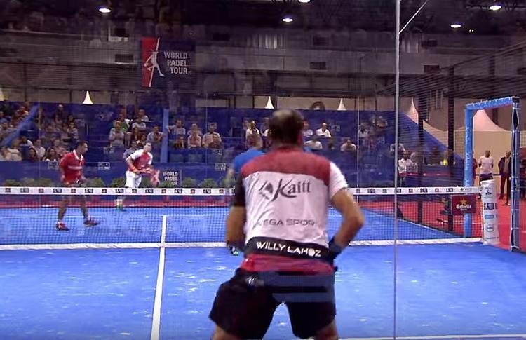 Vídeo con el resumen de cuartos de final del Galicia Open
