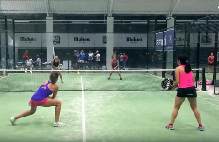 Vídeo del torneo organizado por MOM Pádel en El Hangar