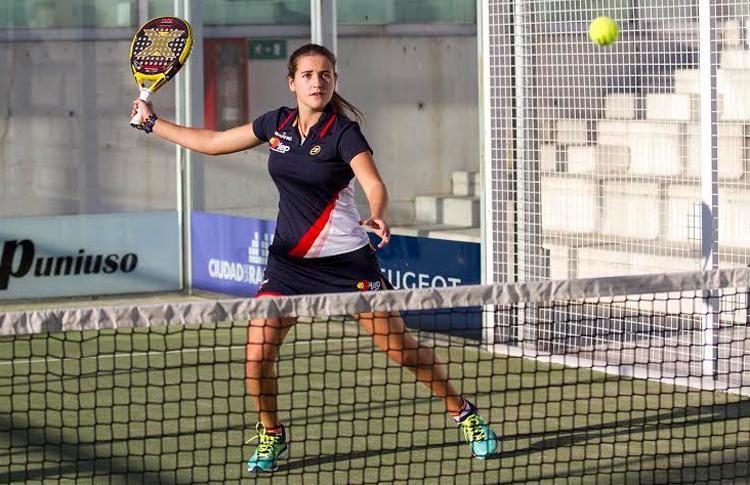 Ariana Sánchez, una de las grandes promesas de la Selección Española que jugarán el Mundial de Menores