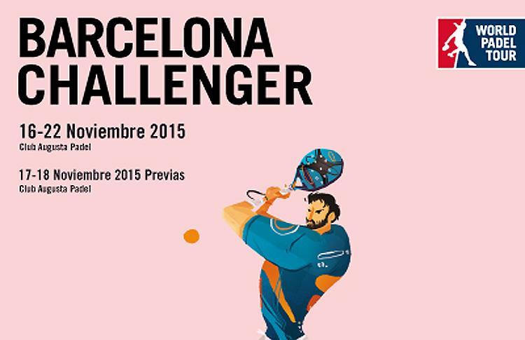 El Barcelona Challenger nos muestra su cartel oficial