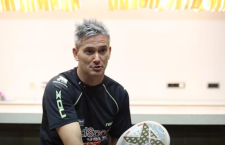 Miguel Lamperti afirma que jugará con Juani Mieres en 2016