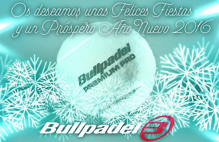 BullPádel y sus propósitos para 2016