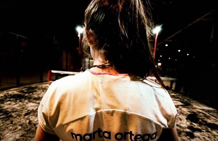 Vídeo: Marta Ortega se despide del Circuito de Menores