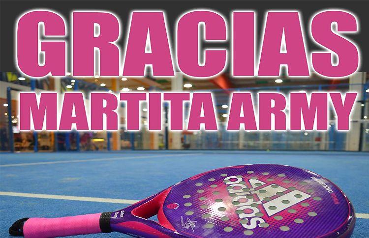 El valor de la sencillez de Martita Ortega