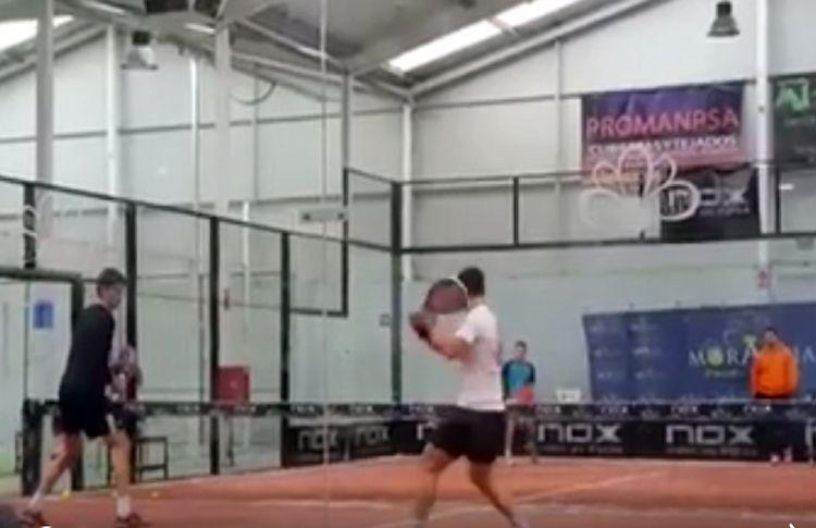 Primeros entrenamientos de Agustín Gómez Silingo y Tito Allemandi