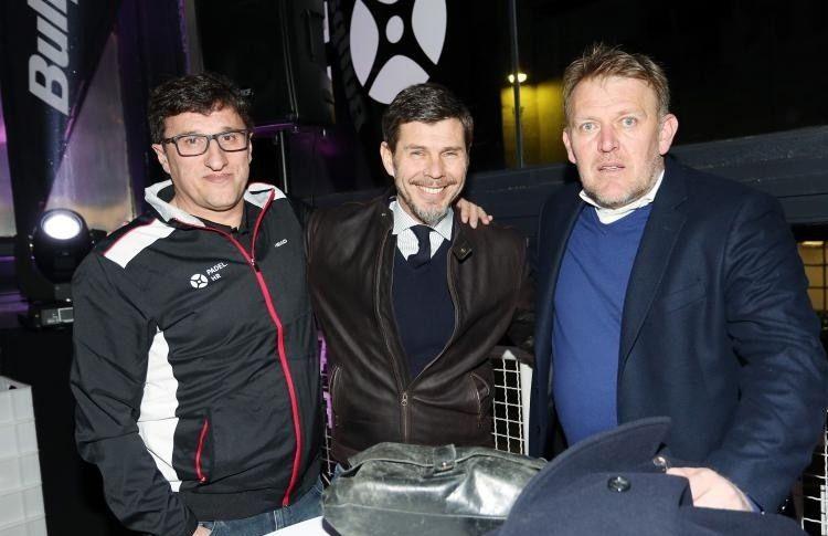 Robert Prosinecki y Janko Jankovic llevan la pasión por el pádel a Crocia