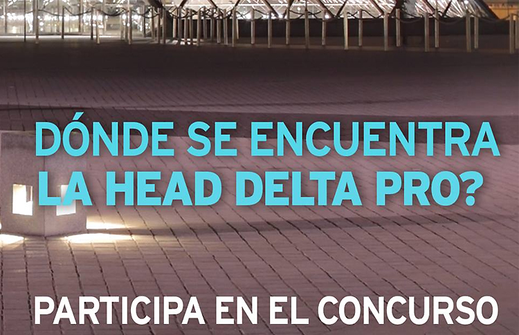 HEAD Deltra Pro: ¿Te atreves a seguirle la pista?