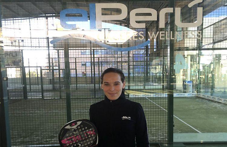 Lourdes Pascual, otra cara nueva para el Team Siux