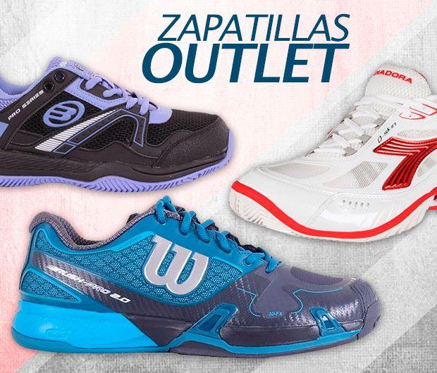 Oportunidad y ahorro: mercado zapatillas Salida en las zapatillas mercado de pádel  58abaf