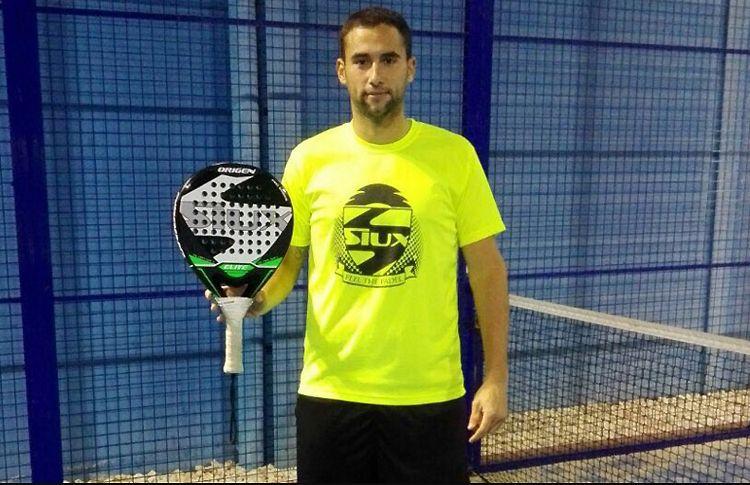 Javier de Paiz, un nuevo integrante para el Team Siux