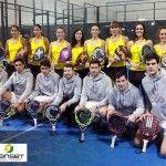 Equipos Masculinos y Femeninos para 2016 del Vibor-A Team