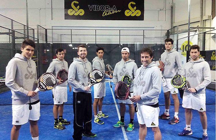 El Team Vibor-A, listo para afrontar el Campeonato de España por Equipos de 1ª Categoría