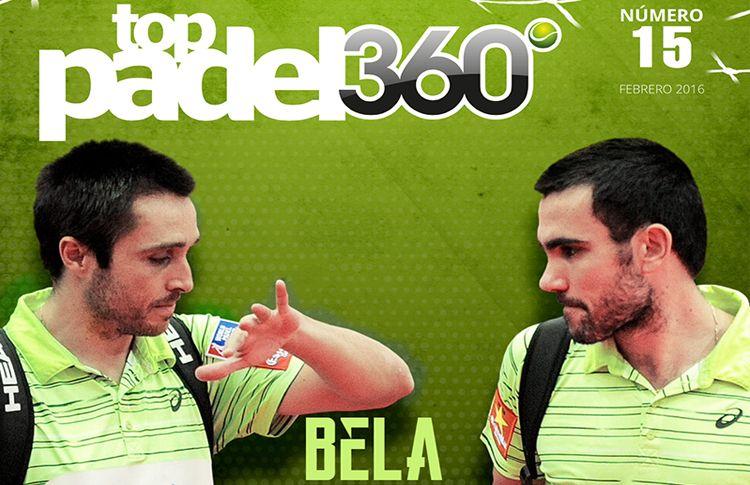 Bela y Lima: una dupla de ensueño sin secretos en la Revista TopPádel 360