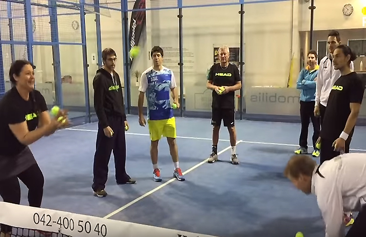 Mauri Andrini nos cuenta su paso por Helsingborg at Racketklubb